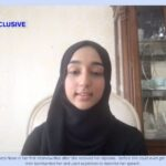 Muslim high school student speaks out on being harassed after graduation speech