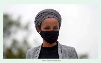 Omar reintroduces bill to repeal law used to justify Trump's Muslim ban, Japanese Americans' internment
