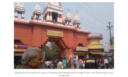 Muslims near India's Hindu temple allege pressure to vacate homes