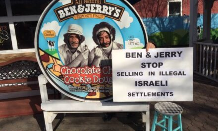 'This BDS win is because of our people power': Ben & Jerry's vows to stop sales in Israeli West Bank settlements