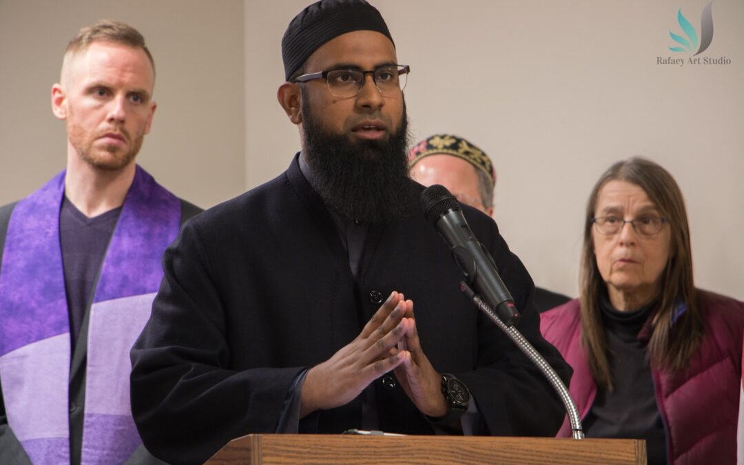 Qari Noman Hussain finally goes home, leaving big shoes to fill in Milwaukee