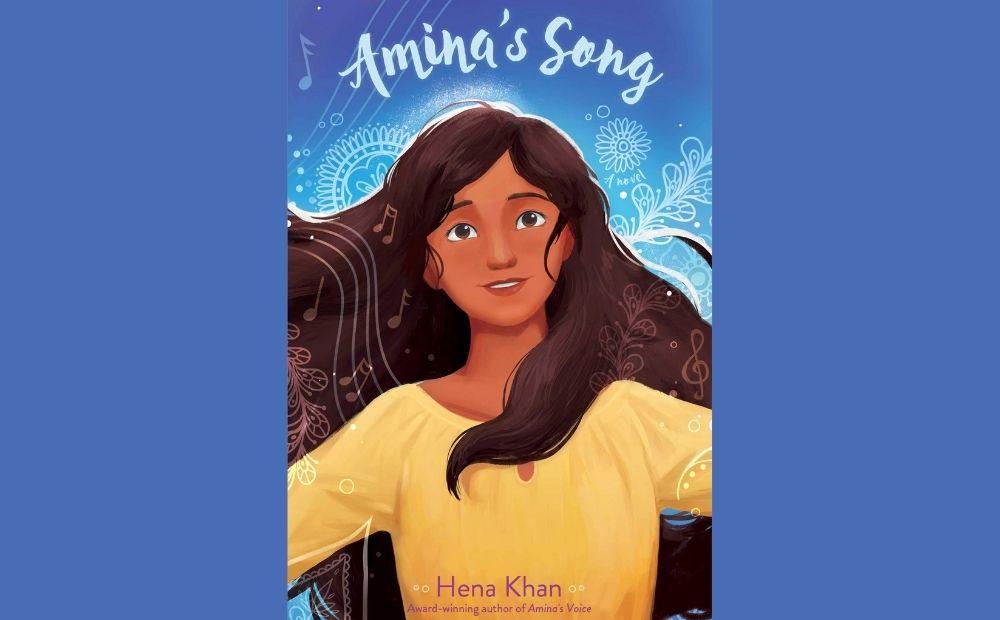 Book Review: Amina's Song (2021)