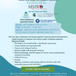 Milwaukee Muslim Women's Coalition to put on Two Day Mental Health Conference