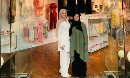 Mother-daughter team opens new children's clothing store in Southridge Mall