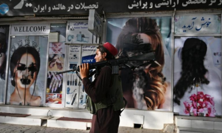 Is the Taliban's treatment of women really inspired by Sharia?