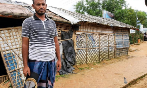Four years on, Rohingya stuck in Bangladesh camps yearn for home