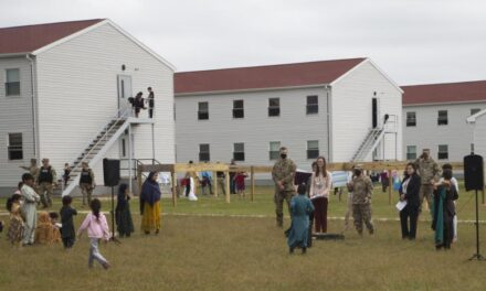 US Reps. Gwen Moore, Ilhan Omar call for investigation into Fort McCoy conditions