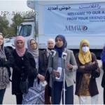 MN Rep. Ilhan Omar Visits Afghan Evacuees At Fort McCoy Calling It 'Uplifting' And 'Emotional'