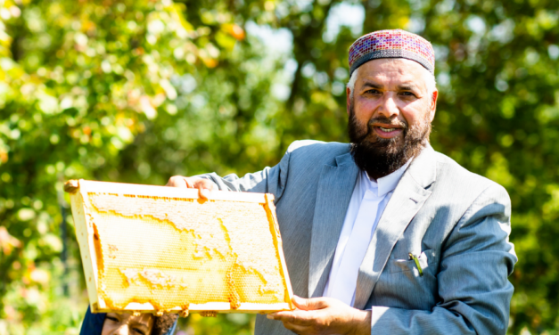 Witnessing a Miracle: Masjid Al Qur'an's Honey Harvest