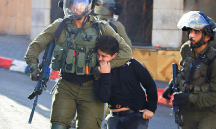 Opinion | The 11-year-old Palestinian 'Enemy' Who Wet His Pants