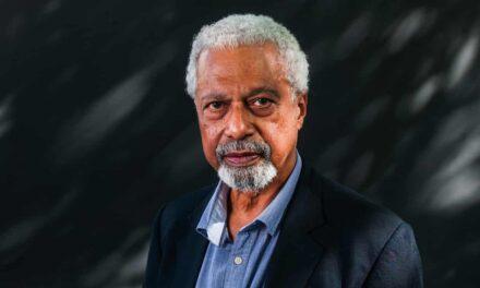 Abdulrazak Gurnah Is Awarded the Nobel Prize in Literature