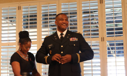 TikTok-famous: Meet the Army's first Muslim chaplain to reach full colonel