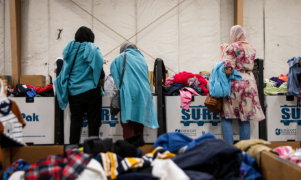 An inside look at the needs of Wisconsin's Afghan guests and how you can help