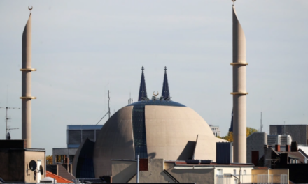 Germany's largest mosque to broadcast call to prayer on Fridays