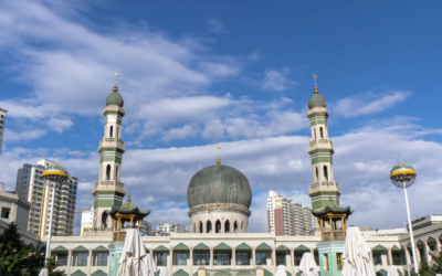 China is removing domes from mosques as part of a push to make them more 'Chinese'